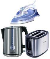 Kettle Toaster Iron